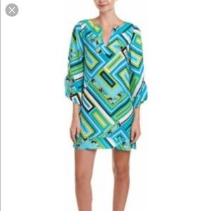 Alice & Trixie Mini Caftan/Shift Dress